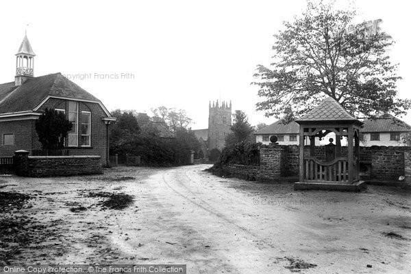 Bolton On Swale, Village 1913