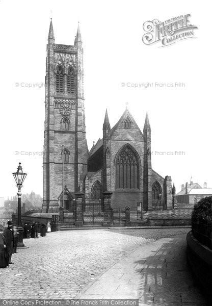 Bolton, St Peter's Church 1893