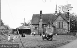 The School c.1955, Bolton