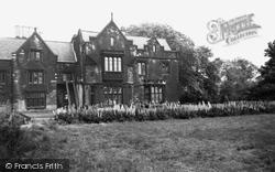 Bolton-Upon-Dearne, Bolton Hall c.1955