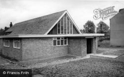 Bolton-Upon-Dearne, Catholic Church c.1955, Bolton Upon Dearne