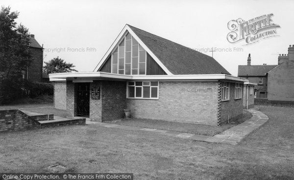 Bolton Upon Dearne, Catholic Church c.1960