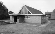 Bolton-Upon-Dearne, Catholic Church c.1960