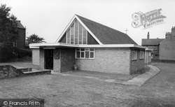 Bolton-Upon-Dearne, Catholic Church c.1960