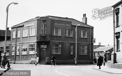 Bolton-Upon-Dearne, Collingwood Hotel c.1955