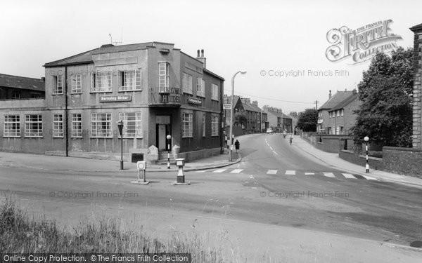 Bolton Upon Dearne, Collingwood Hotel c.1960