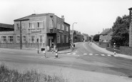 Bolton-Upon-Dearne, Collingwood Hotel c.1960