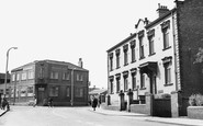 Bolton-Upon-Dearne, Council Offices c.1955