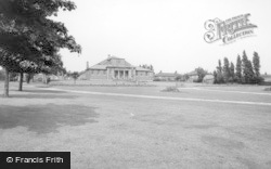 Bolton-Upon-Dearne, Miners Welfare Grounds c.1960