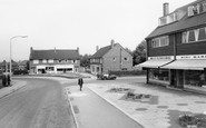 Bolton-Upon-Dearne, Shopping Centre c.1960