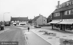 Bolton-Upon-Dearne, Shopping Centre c.1960