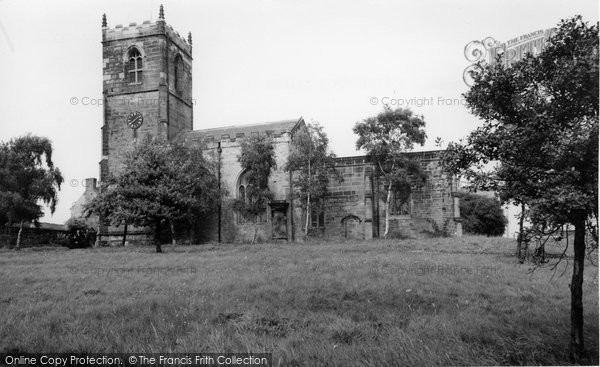 Bolton Upon Dearne, St Andrew's Church c.1960