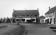 Bolton-Upon-Dearne, St Andrew's Square c.1955