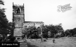 Bolton-Upon-Dearne, St Andrew The Apostle's Church c.1955