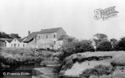 Bolton-Upon-Dearne, The Old Mill c.1955, Bolton Upon Dearne