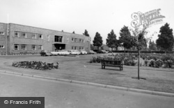 Bolton-Upon-Dearne, Town Hall And Miners Welfare Grounds c.1960