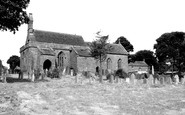 Boltongate, All Saints Church c1955