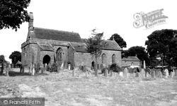 All Saints Church c.1955, Boltongate