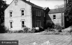 The Rectory c.1955, Boltongate