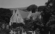 Bonchurch, Church 1923