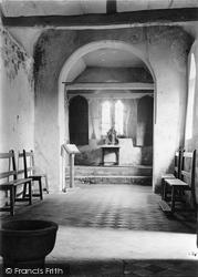 Bonchurch, Church Interior c.1900