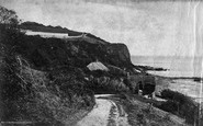 Bonchurch, Cliffs c.1876