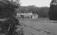 Bonchurch, East Dene From The South c.1950