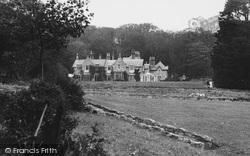 Bonchurch, East Dene From The South c.1950