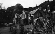 Bonchurch, East Dene House c.1955