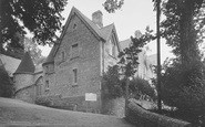 Bonchurch, East Dene, The Guest House c.1955