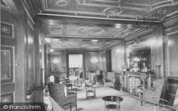Bonchurch, East Dene, The Lounge c.1955