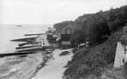 Bonchurch, From East 1913