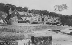 Bonchurch, Horseshoe Bay 1923