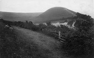Bonchurch, St Boniface Downs 1913