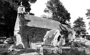 Bonchurch, St Boniface Old Church c.1876