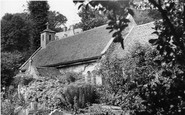 Bonchurch, St Boniface Old Church c.1955