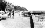 Bonchurch, The Beach c.1960
