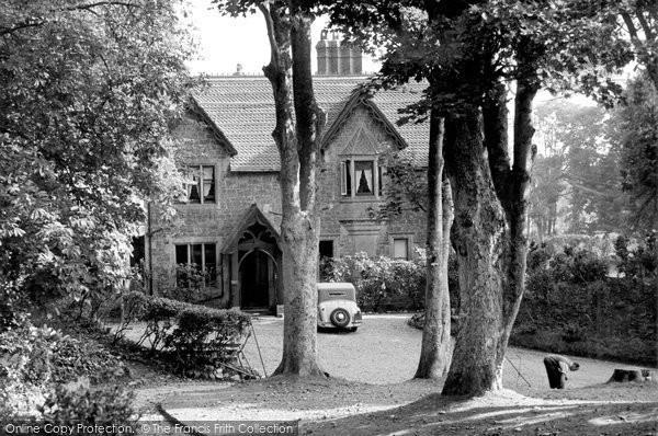 Bonchurch, The Grange Private Hotel c.1950