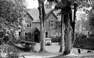 Bonchurch, The Grange Private Hotel c.1950