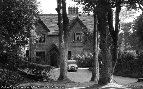Bonchurch, The Grange Private Hotel c.1955
