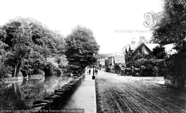 Bonchurch, The Pond 1890