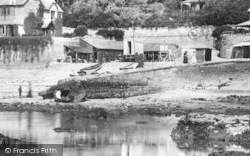 Bonchurch, The Slipway 1893