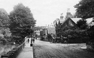 Bonchurch, The Village 1890