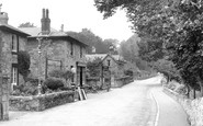 Bonchurch, The Village c.1955