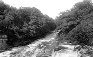 Bonnington Linn, Bonnington Falls 1897