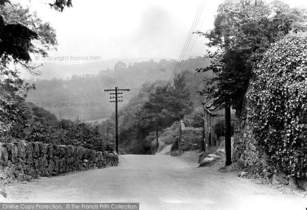 Bonsall, Clatterway c1950