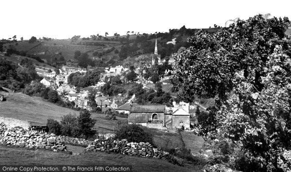 Bonsall, General View c1960