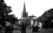 Bonsall, St James's Church 1892