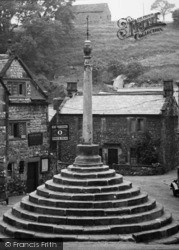 The Cross c.1955, Bonsall