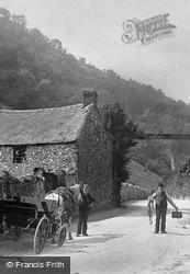 Via Gellia 1892, Bonsall